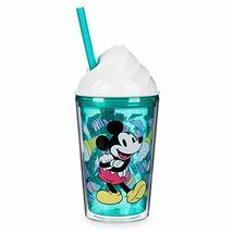Disney Mickey and Minnie Mouse Ice Cream Dome Tumbler with Straw - $14.80