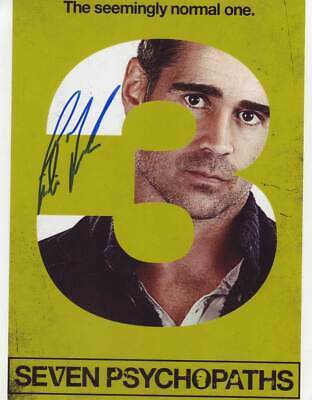 Primary image for Colin Farrell In-Person AUTHENTIC Autographed Photo COA SHA #71691