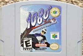 Nintendo 64 Game Bundle 1080 Snowboarding Wave Race Star Wars Extreme G ... - $21.77