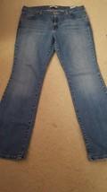 Womens Levis Boot Cut 515 Studded Blue Jeans, Size 14 S/C - $27.99