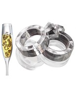 Ice Cube Tray Diamond Ring Freeze Mold Special Party Wedding Ice Maker G... - $4.90