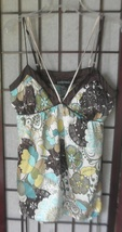 womens top designed by Rampage baby doll style nwot - $23.09