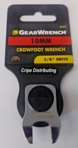 "Gearwrench 81614 3/8"" Drive Crowfoot Metric Wrench 10mm - $1.98"