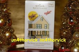 Hallmark 2012 The House on Cleveland Street A Christmas Story #QXI2874  NIB - $49.99