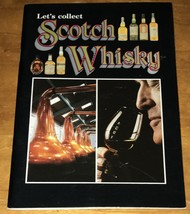 Let's Collect Scotch Whiskey 1994 David Daiches book - $13.70