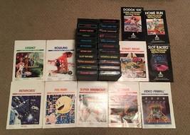 Atari Game Bundle 22 Games - $46.74