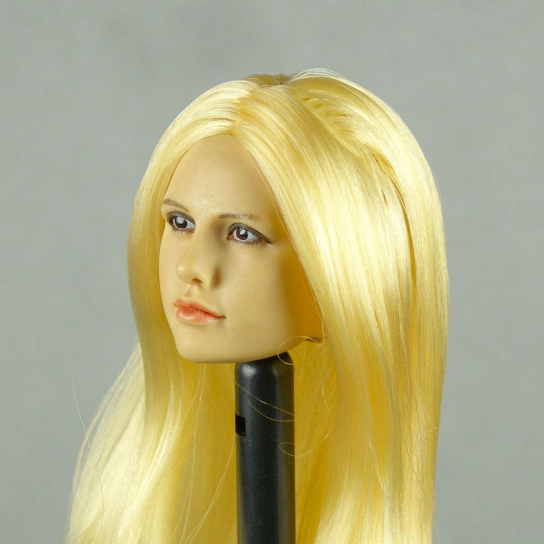 Female Orange Cap 1//6 Scale Cy Girl Hot Toys ZC Kumik TBL Phicen