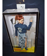 Barbie Styled By Marni Senofonte Aqua Dress Doll NRFB Mattel Redhead (read) - $49.99
