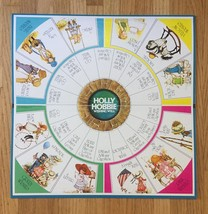 Vintage 1976 Holly Hobbie Wishing Well Board Game image 5