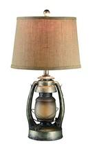 Crestview Lighting CIAUP530 Oil Lantern Table Lamp - $203.99