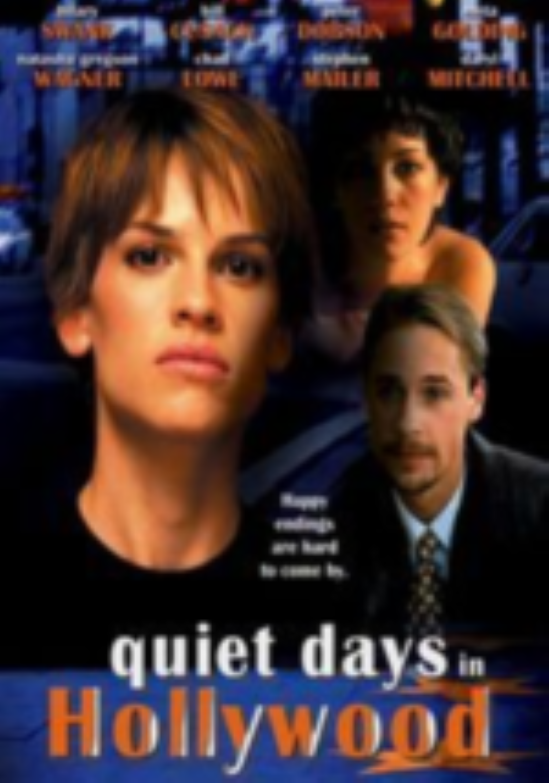 Quiet Days in Hollywood Vhs