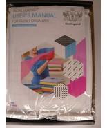 Boxlegend Clothing Organizer 10 Piece Organizing Trays - Factory Sealed ... - $44.95