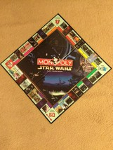 Star Wars Monopoly Board Game Part!!! Game Boardl!!! - $9.99