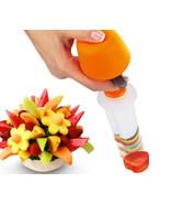 Fruit Salad Carving Vegetable Fruit Arrangements Smoothie Cake Tools - £22.90 GBP