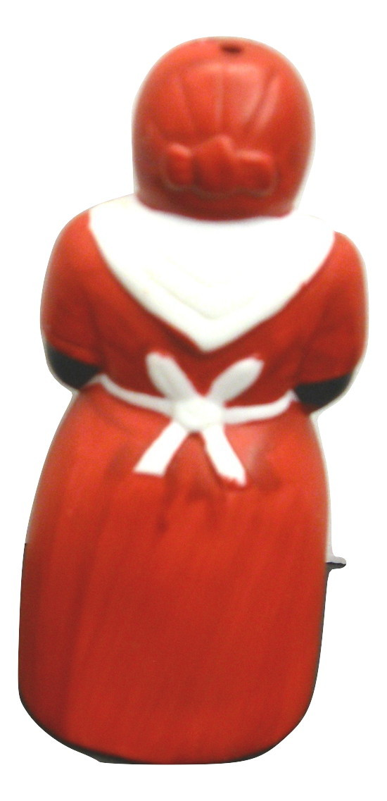 Black Americana Aunt Jemima Single Souvenir Shaker - New Orleans