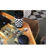 Thermos 16oz Checks FUNtainer Food Jar - Black/White - $10.00
