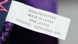 WB Brand Marketminipur Mini Purple Market Tote Padded Handle image 7