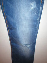 New Womens True Religion Brand Jeans Cora Super T Crock Blue Tide 28 NWT USA image 3
