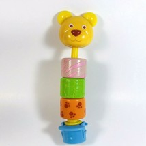 Evenflo ExerSaucer Zoo Friends Replacement Bear Bead Stacking Toy - $11.99