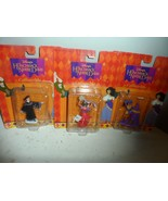 Vintage Mattel Disney Hunchback of Notre Dame Esmeralda, Frollo and Clopin - $12.95