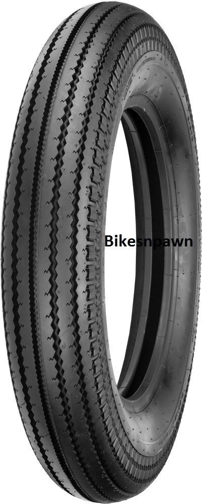 New Shinko Classic 270 Front, Rear 4.00-18 Motorcycle Tire 64H  Vintage Style