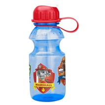 PAW PATROL water bottle with straw - $6.95