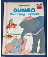 1978 1st USA Edición Walt Disney Dumbo The Flying Elefante Al Azar House... - $8.72
