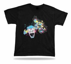 Shot skull funny comic cartoon unisex Tshirt Tee special gift tricot shi... - $7.57