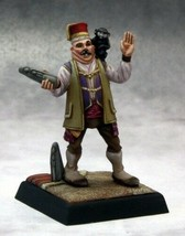 Katapesh Merchant Pathfinder Reaper Miniatures RPG Monkey Familiar Idol Vendor - $6.23