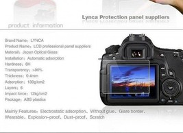 LYNCA Glass Camera Screen Protector For CANON 80D UK Seller - $6.26