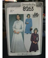 Simplicity 8263 Misses Knit Skirt, Top, Dress & Scarf Pattern - Size 18 ... - $8.03