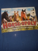 Horseopoly Board Game  - $20.00