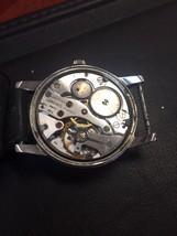 Antique Longines Flagship 17 Jewel Wrist Watch Rare - $494.99