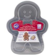 Wilton Cookie-Gingerbread Boy-cake pan (Gray) - $19.16