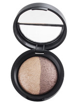 Laura Geller Baked Color Intense Eyeshadow Duo - Dolce Raisin 7.5g/.26oz Unboxed - $13.00