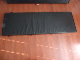 "6 X 6 X 2"" BLACK EXERCISE MAT ( 1 PIECE ) - $56.10"