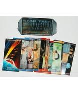 Star Trek Insurrection Movie Trading Cards Full 72 Card Set w/ Wrapper 1... - $6.89