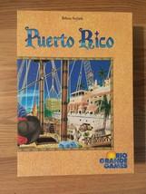 RIO GRANDE GAMES Andreas Seyfarth Puerto Rico Board Game Complete 2002 - $16.63