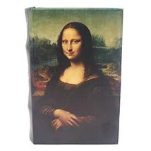 Enchanted boxes Famous Painters Book Box - Small - 8.25x5.75x2 inches (Da Vinci) - $29.60