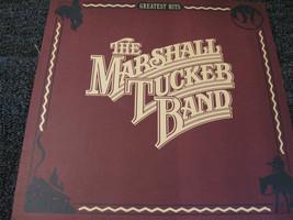 Marshall Tucker Band Greatest Hits Capricorn CPN 0214 Stereo Vinyl Recor... - $24.74