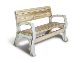 2x4basics 90134ONLMI Custom AnySize Chair or Bench Ends, Sand - $64.30