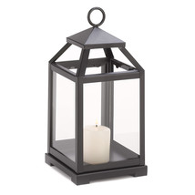 Contemporary Candle Lantern - $27.99