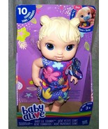 """Baby Alive BABY LITTLE SOUNDS Baby Doll 11""""H New - $16.34"""