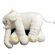 Rainbow Fox Long Nose Elephant Toys Soft Plush Stuff Dolls Lumbar Toys C... - $44.22