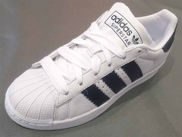 Adidas Originals Superstar White/Collegiate Navy BD8069 - $118.00