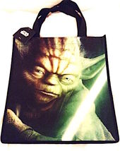 "STAR WARS YODA Reusable Shopper Tote Bag—Size: 13"" x 11"" NEW! - $6.25"
