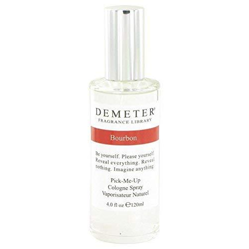 Primary image for Demeter by Demeter Bourbon Cologne Spray 4 oz for Women - 100% Authentic