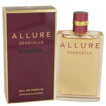 Allure Sensuelle Eau De Parfum Spray By Chanel (3.4 oz Eau De Parfum Spray) - $187.41