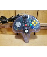 Nintendo 64 InterAct Sharkpad Pro 64 ²  Authentic Genuine Controller Tig... - $23.96
