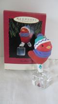 Christmas Hallmark Keepsake 1994 Ice Show Ornament - $4.99
